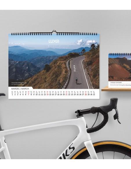 taiwan kom challenge on the Luxa Cycling Calendar 2021