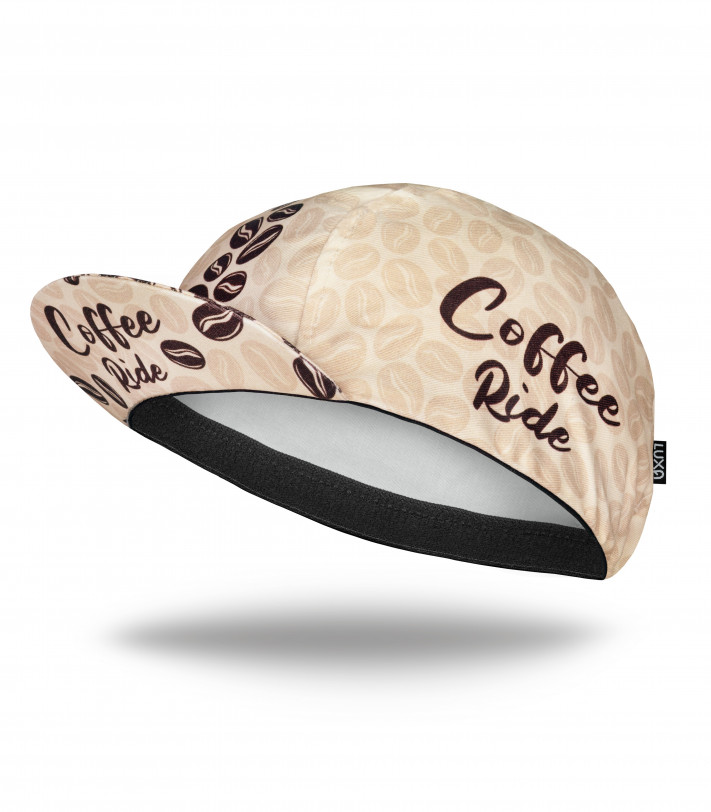 Czapeczka Kolarska Coffee Ride