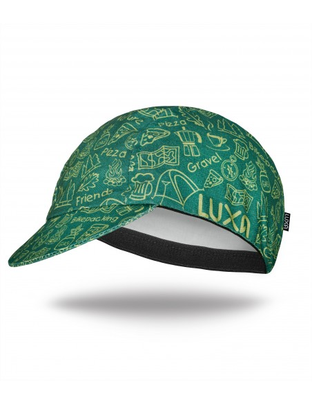 adventure style of the cap for gravel cycling to protect your head
