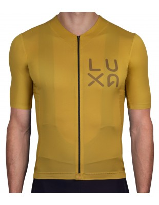Rising Gold Cycling Jersey