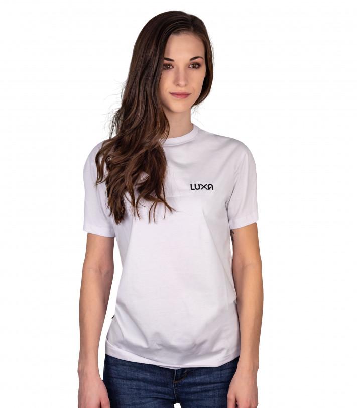 Classic White Biały T-Shirt (Unisex)