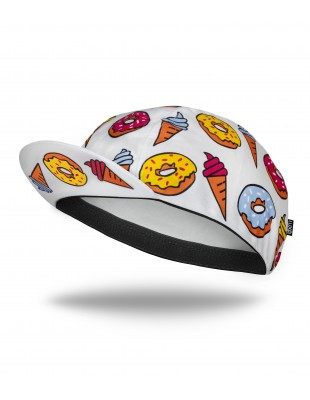 Czapeczka Kolarska Luxa Donuts