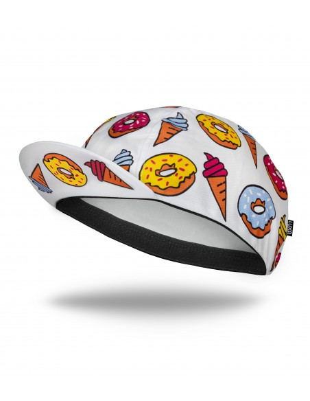 Donuts Cycling Cap by Luxa