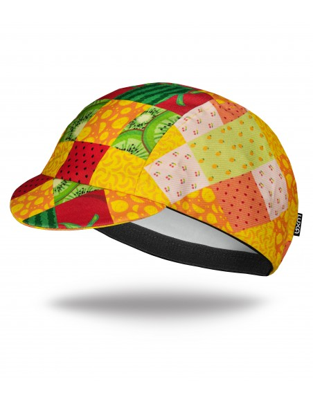 Vegan Cycling Cap for cyclists (man and woman)