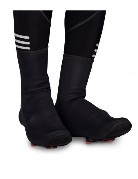 Classic Black Luxa Neoprene Overshoes