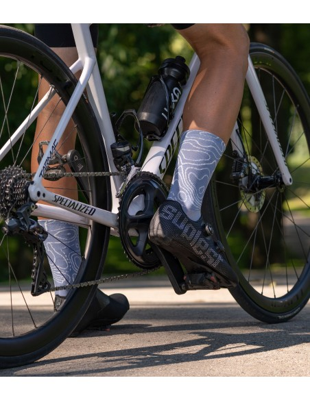 Socks for road riding and gravel adventures.