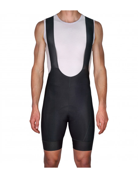 cyclist in Endurance bibs
