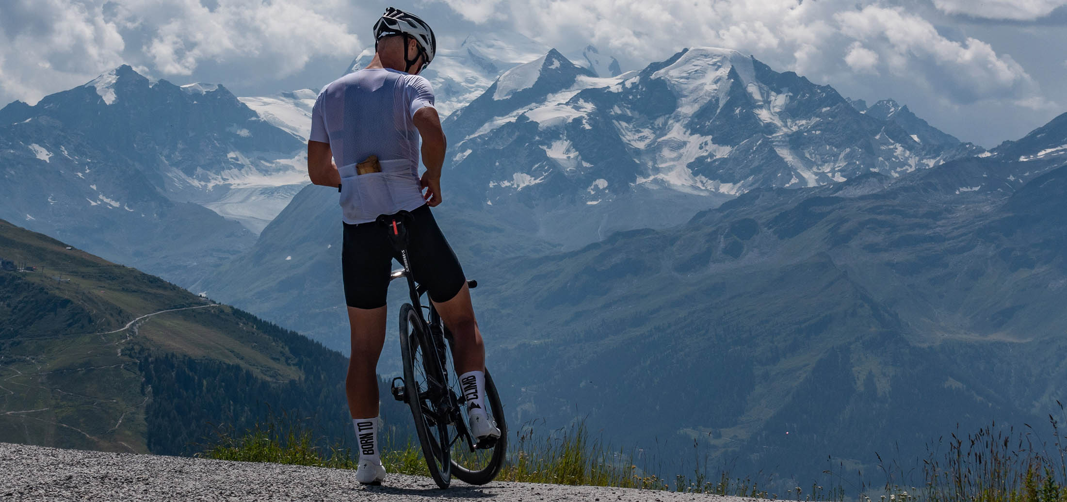 Socks for real climbers and road cyclists