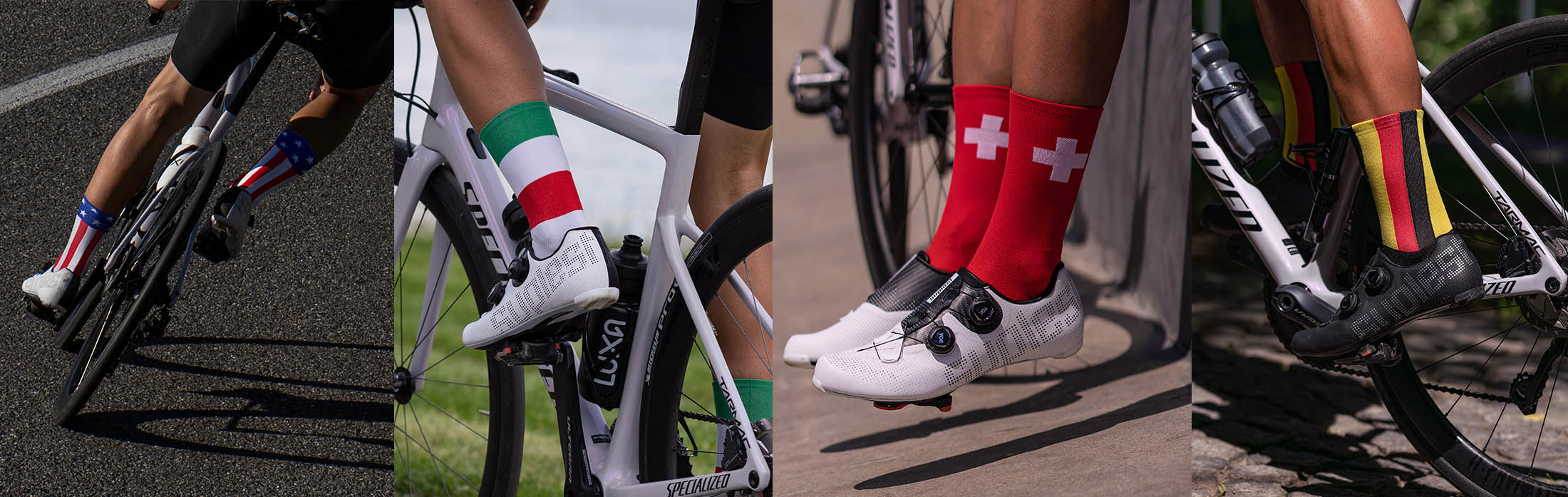 luxa cycling premium bib shorts and tights