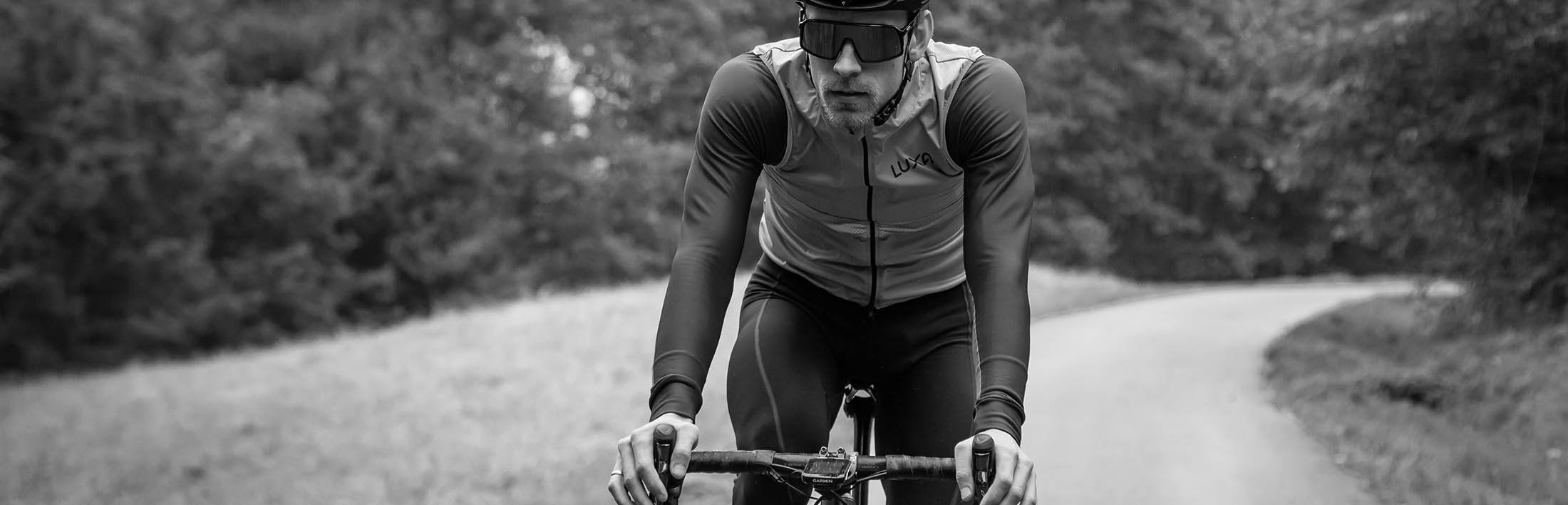 luxa gilets for road cyclists