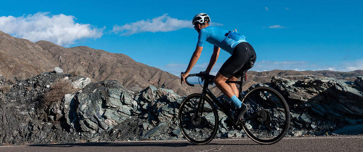 Luxa road cycling jerseys for men's